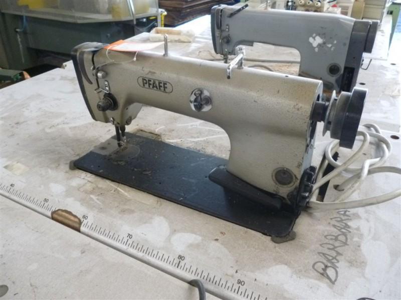 Industria confezione macchine per cucire for Pfaff macchine per cucire