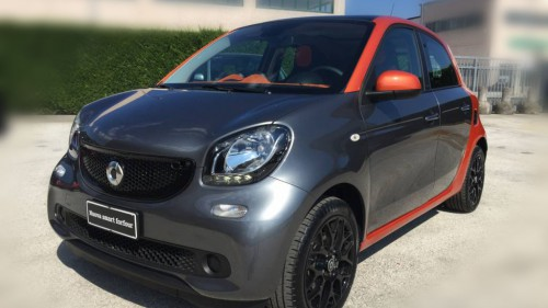 SMART FORFOUR 70 EDITION