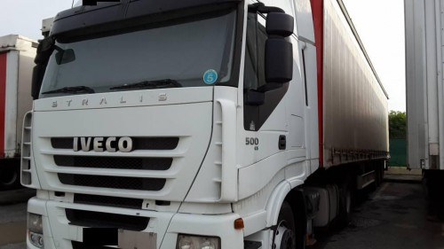 IVECO STRALIS AS 440S50T/P EURO 5 KM 875.032