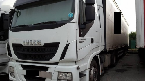 IVECO ECOSTRALIS HIGH WAY AS440S46/TP E5 EEV+INTARDER
