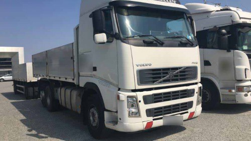 VOLVO TRUCK CO. FH12 460 R62