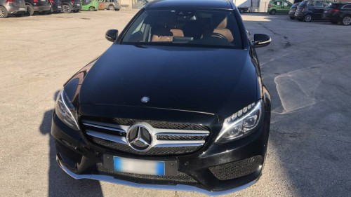 MERCEDES BENZ C250 BLUETEC 4MATIC