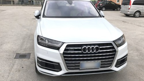 AUDI Q7 3.0 TDI TIPTRONIC 4 BUSINESS PLUS